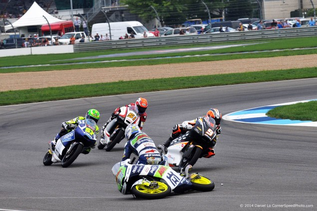 Sunday at Indianapolis with Daniel Lo sunday motogp indianapolis gp daniel lo moto3 crash 635x423