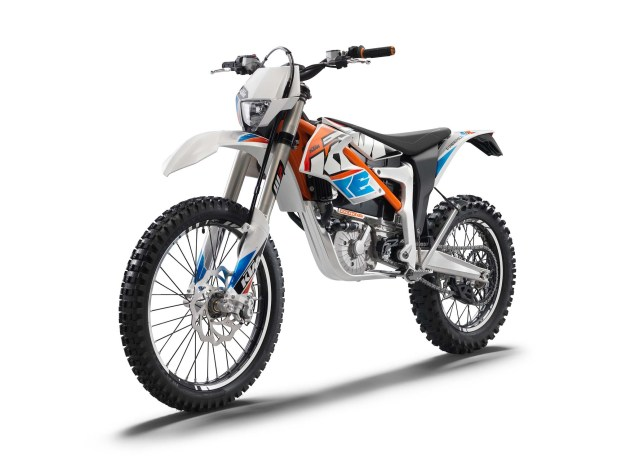 Electric: The KTM Freeride E is Finally Ready for Primetime KTM Freeride E electric dirtbike E SX E XC 05 635x476