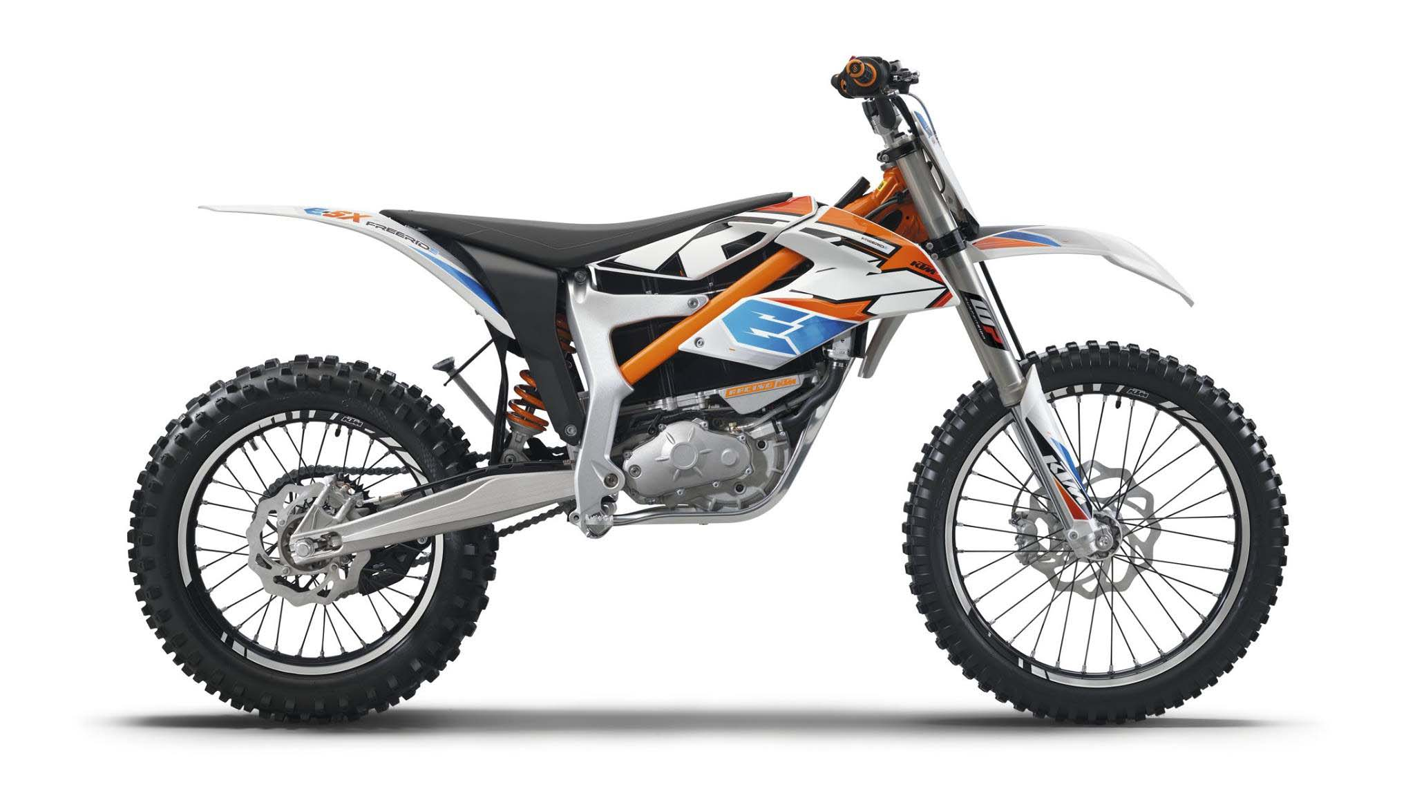Ktm Freeride E Sm >> Electric: The KTM Freeride E is Finally Ready for ...