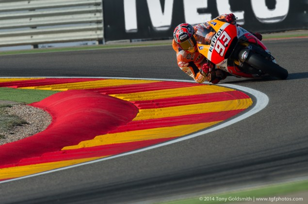 MotoGP: Qualifying Results from Aragon Marc Marcquez Saturday Aragon MotoGP Aragon Grand Prix Tony Goldsmith 1 635x422