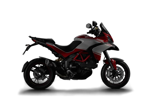An All New Ducati Multistrada Is Coming at EICMA ducati multistrada 1200 pikes peak dark 635x423