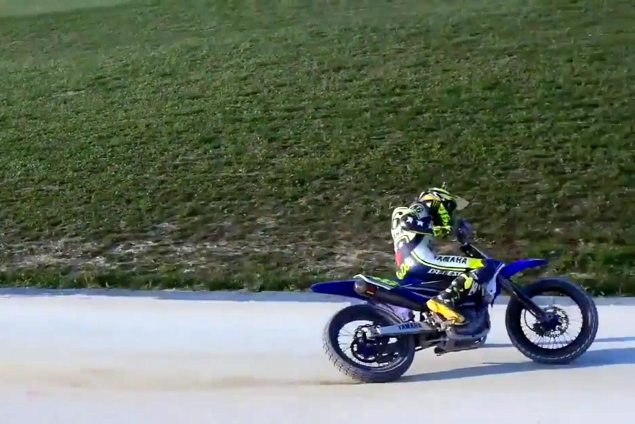 Video: What Its Like to Hang Out with Valentino Rossi valentino rossi motoranch 635x424