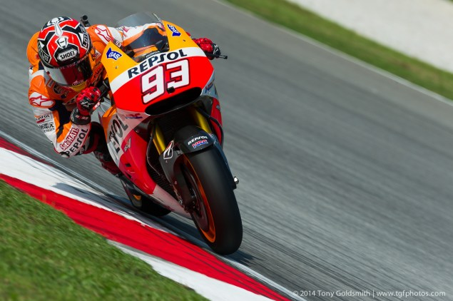 MotoGP: Qualifying Results from Sepang Saturday Sepang MotoGP Malaysian Grand Prix Tony Goldsmith 2 635x422