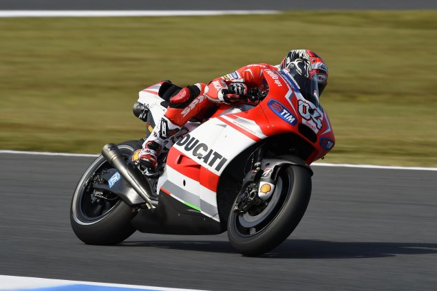 MotoGP: Qualifying Results from Motegi andrea dovizioso qualifying motegi ducati corse 635x423