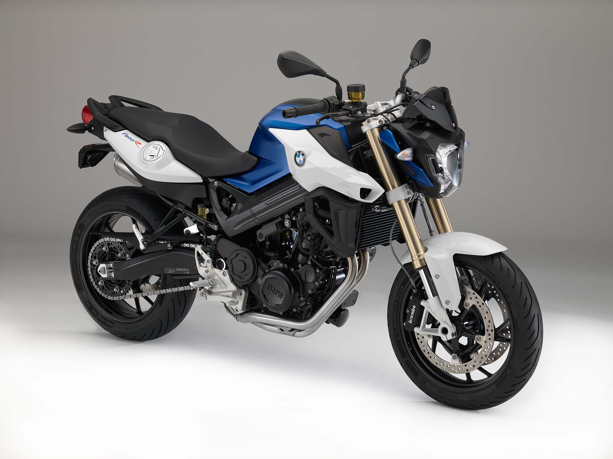 2015 BMW F800R Review