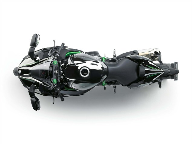 Kawasaki Ninja H2 / H2R Pricing Revealed 2015 Kawasaki Ninja H2 53 635x476