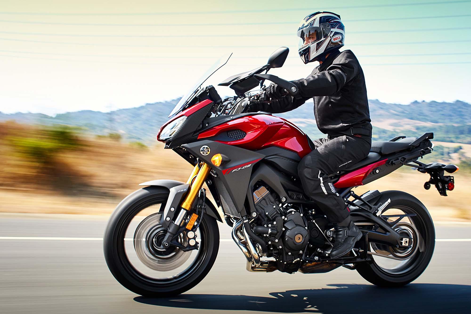 yamaha motorcycles mt09