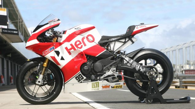 WSBK: Big Changes for Team Hero EBR in 2015 2014 Team Hero EBR 1190RX 635x357