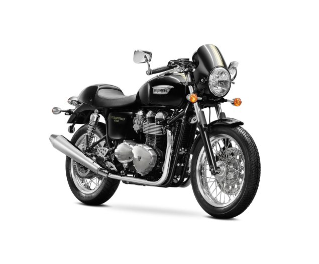 Triumph Recalls Multiple Models for Faulty ECUs 2014 Triumph Thruxton 635x524