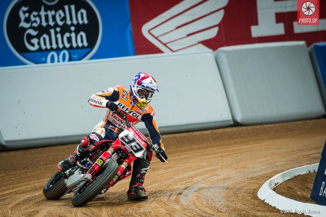 Friday at the Superprestigio with Scott Jones Superprestigio 2014 Friday Marc Marquez 2 635x423