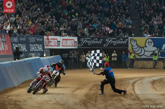 Saturday at the Superprestigio with Scott Jones Superprestigio 2014 Marc Marquez Victory 635x422