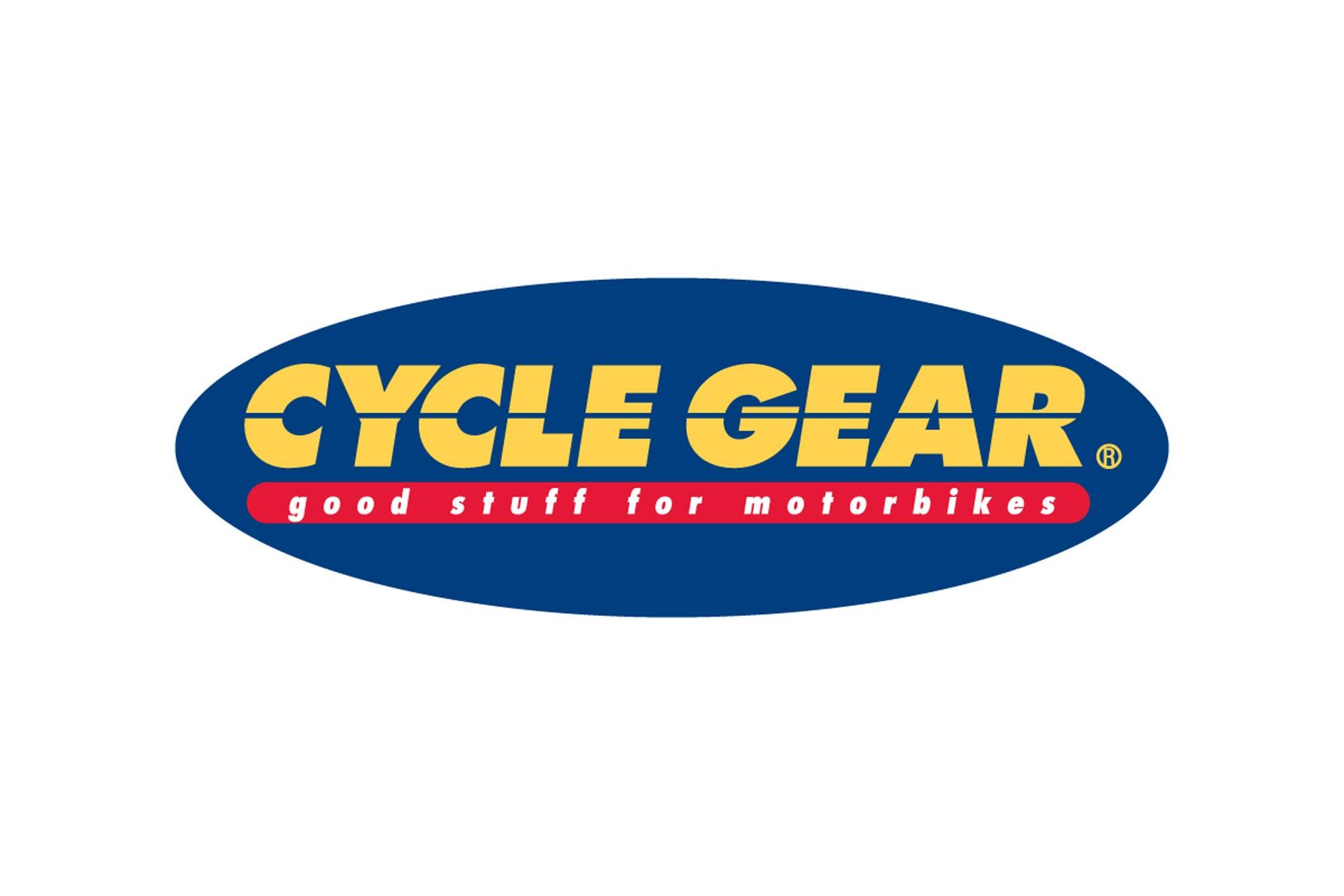 Motorcycle Gears Logo Cycle-gear-logo