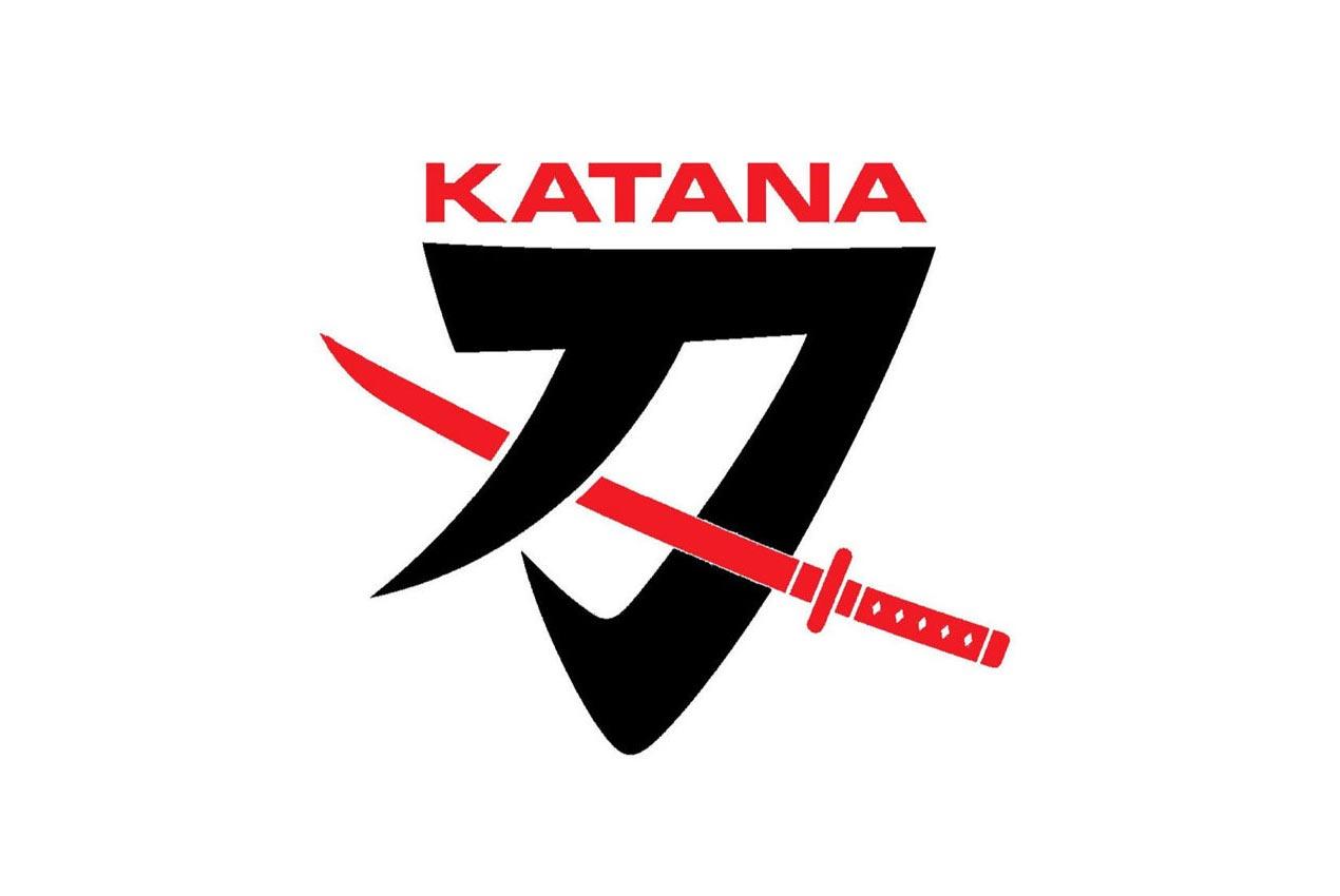 Suzuki Katana Logo