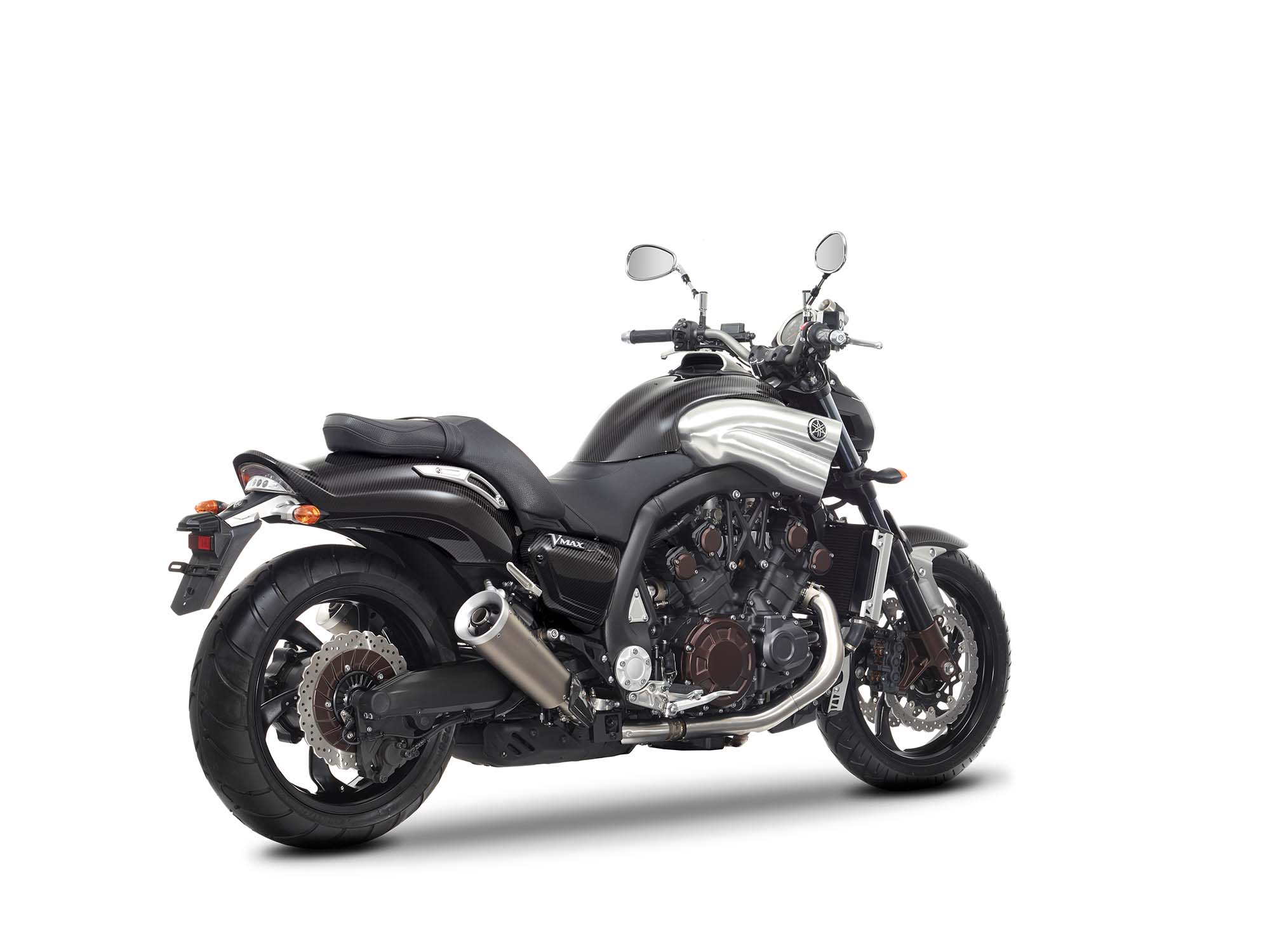 Yamaha Vmax Carbon Edition