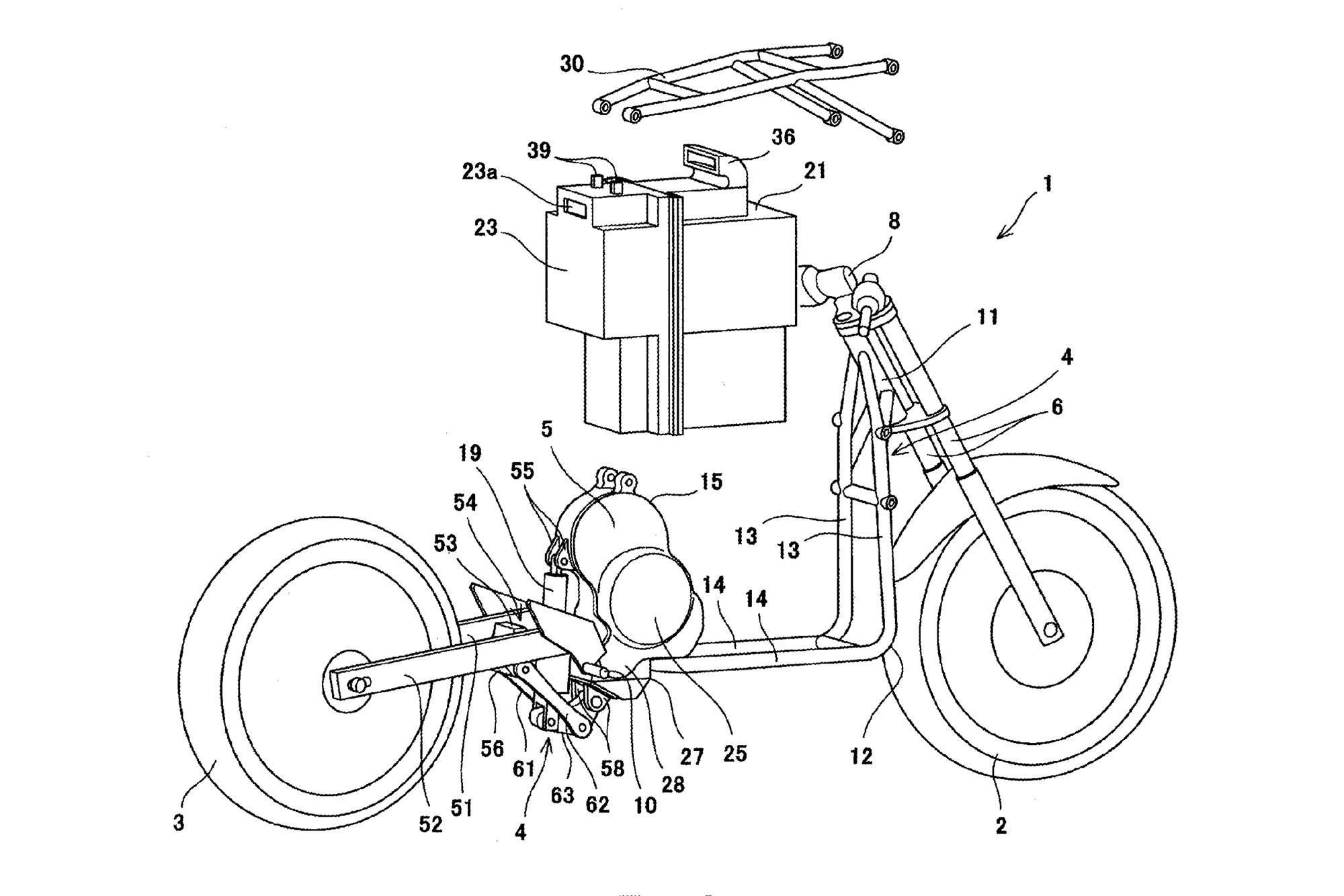 Kawasaki Mau Jual Motor Listrik?