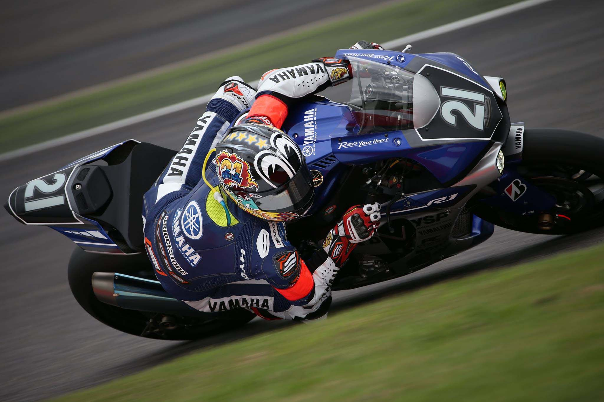 2015 suzuka 8 hour endurance race results asphalt rubber for Yamaha racing team