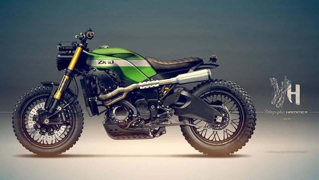 Holographic-Hammer-Kawasaki-Ninja-ZX-10R-scrambler-concept-02