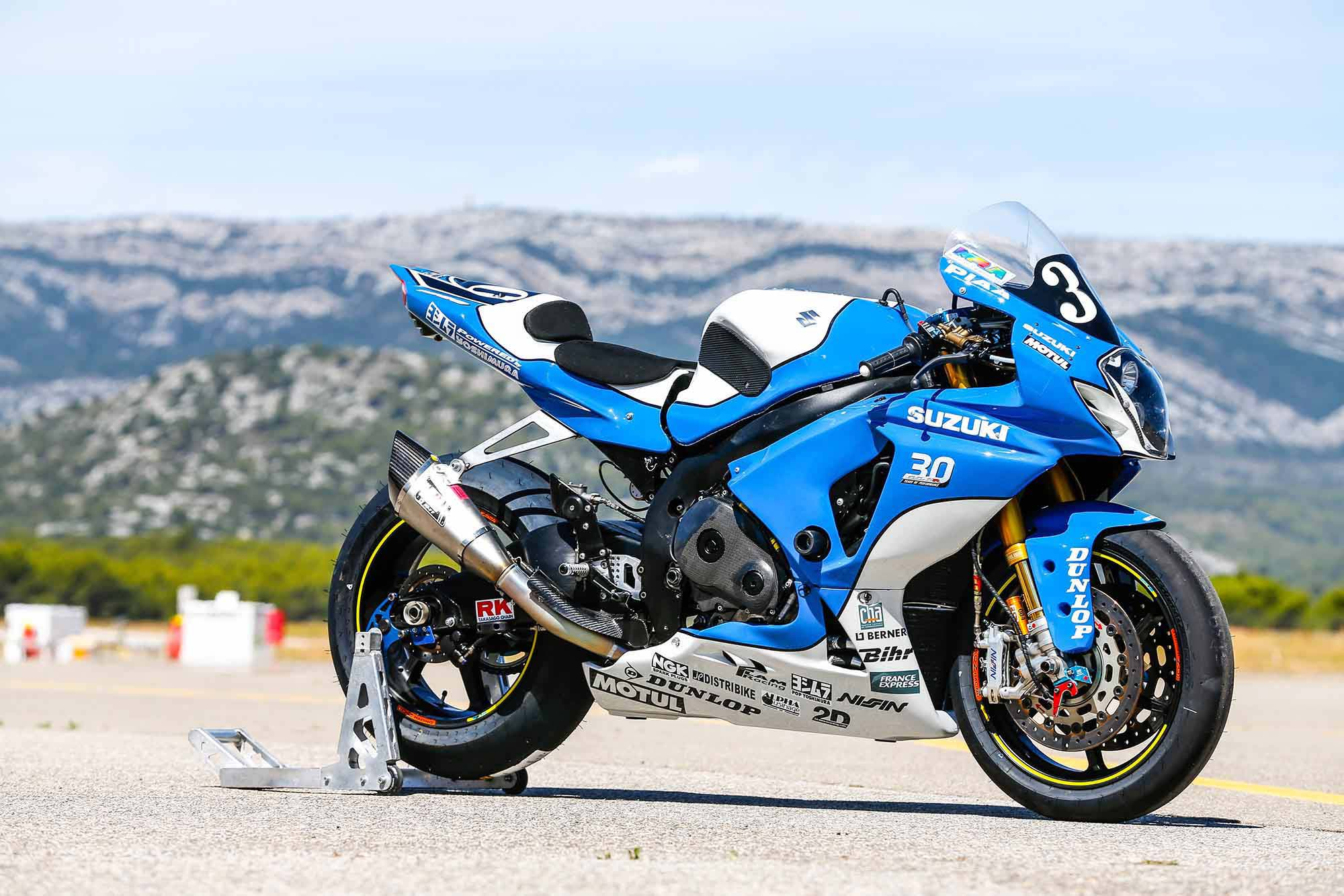 Sert suzuki endurance racing team makers of the very finest gsx rs endurance racing although even more so real roads racing tends to produce