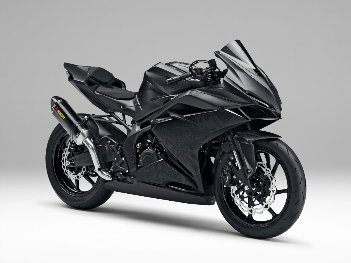 Honda CBR250RR To Debut Next Week?