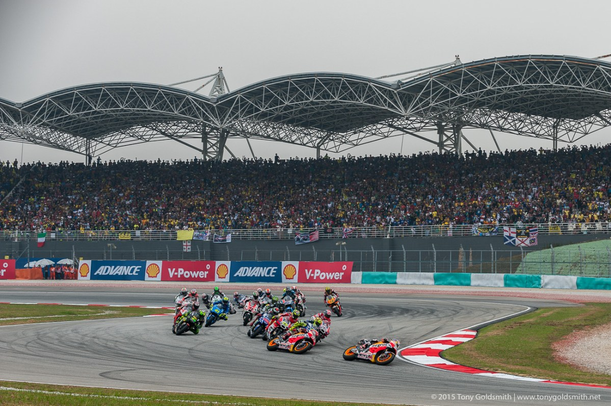 Here's the Finalized 2016 MotoGP Championship Calendar