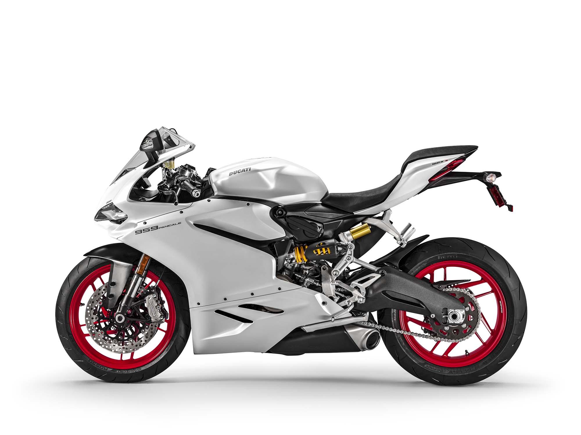 Ducati Panigale Price Used