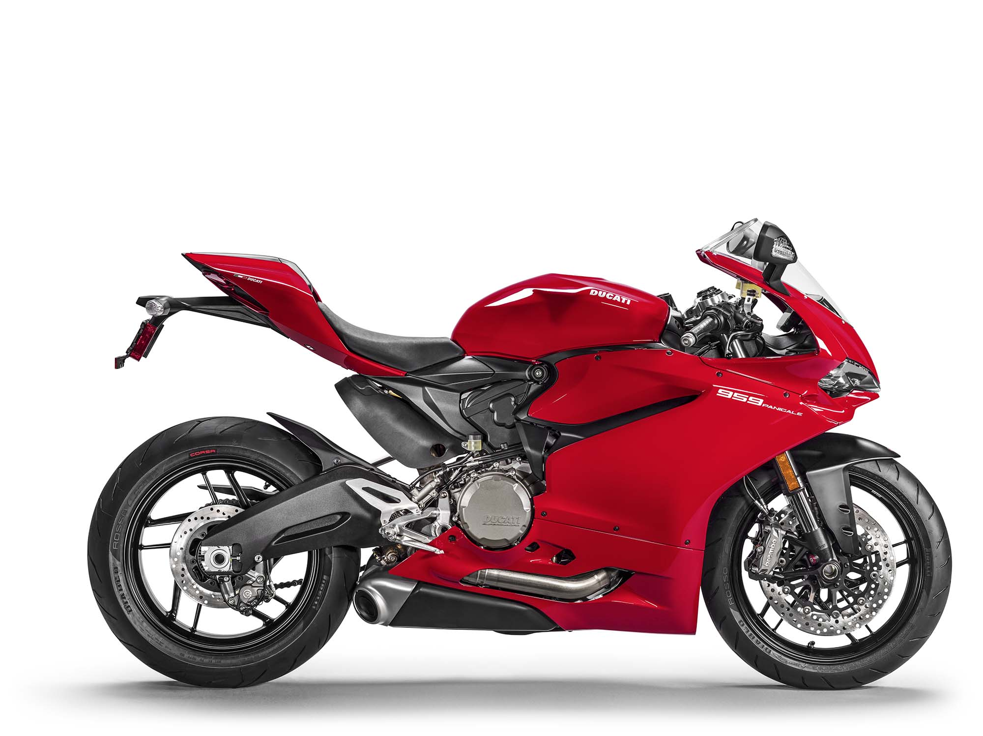 Panigale Exhaust