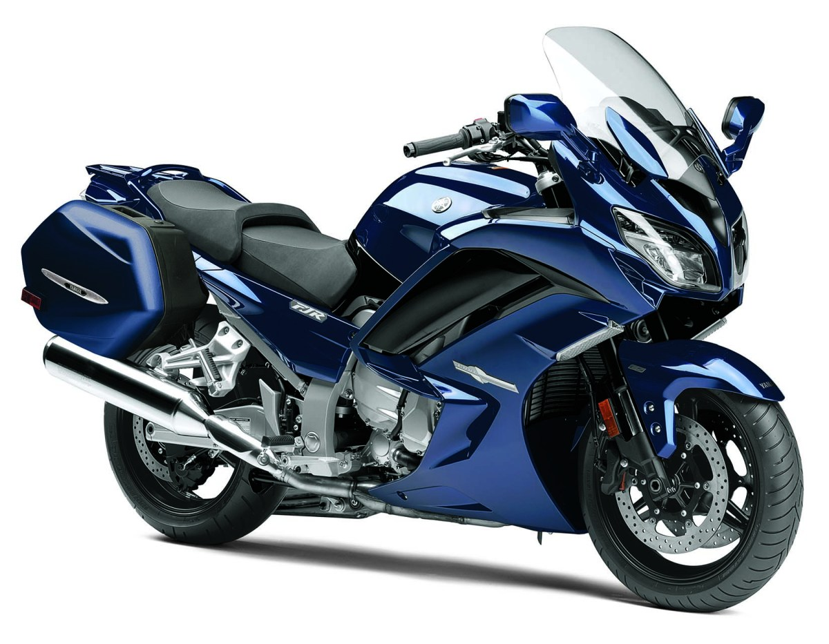 2016 Yamaha FJR1300 Comes with Improvements