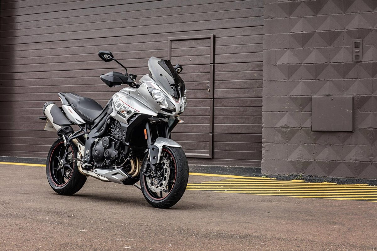 2016 Triumph Tiger Sport Gets Updated