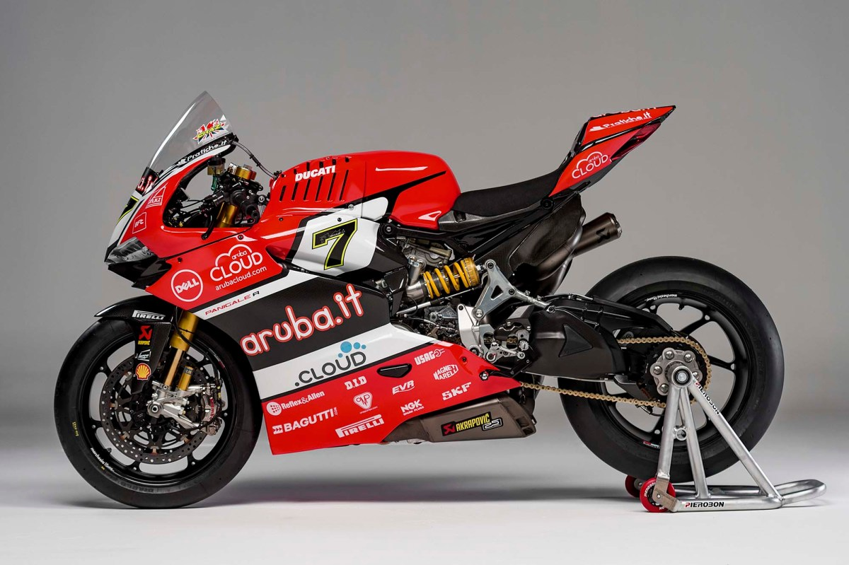 Photos of the 2016 Aruba.it Racing - Ducati WSBK Team