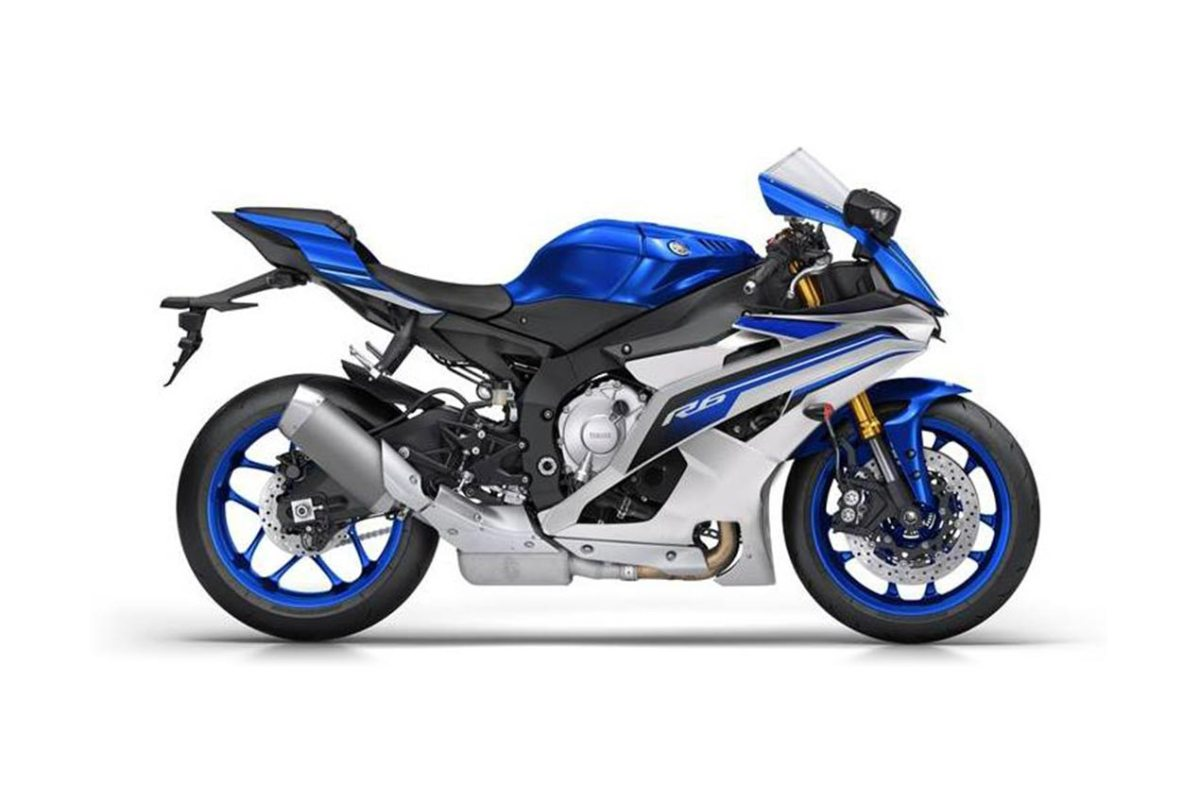 Could a New Yamaha YZF-R6 Be Coming for 2017?