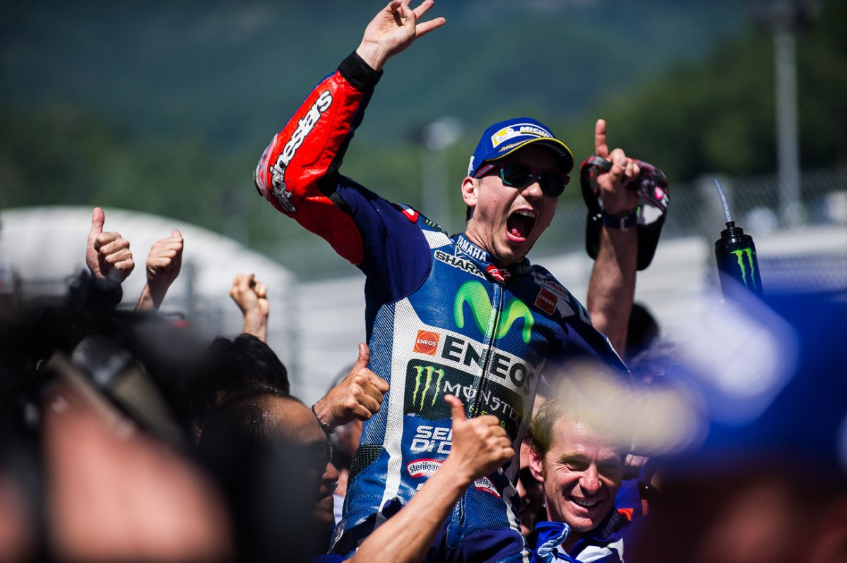 Sunday MotoGP Summary at Mugello: Of Engines, Disappointment, & Blistering Battles