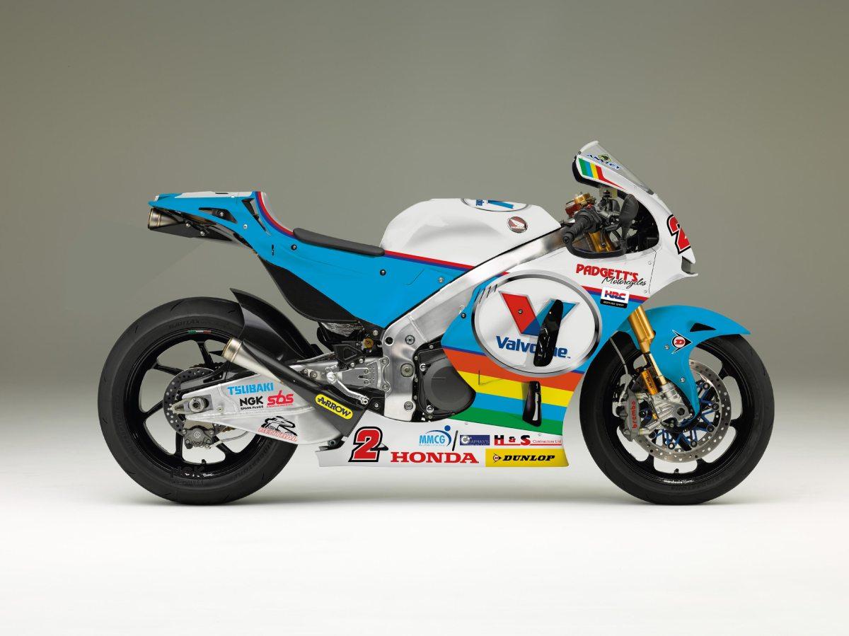 IOMTT: Bruce Anstey Racing a Honda RC213V-S