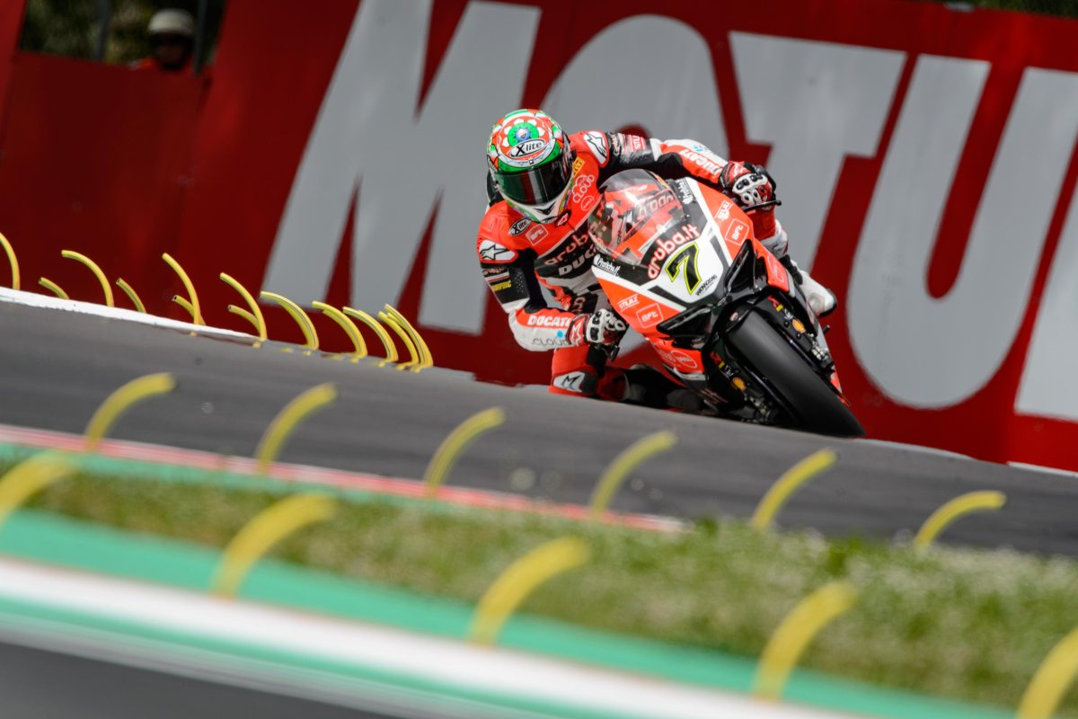 World Superbike Race Results from Imola – Race 2