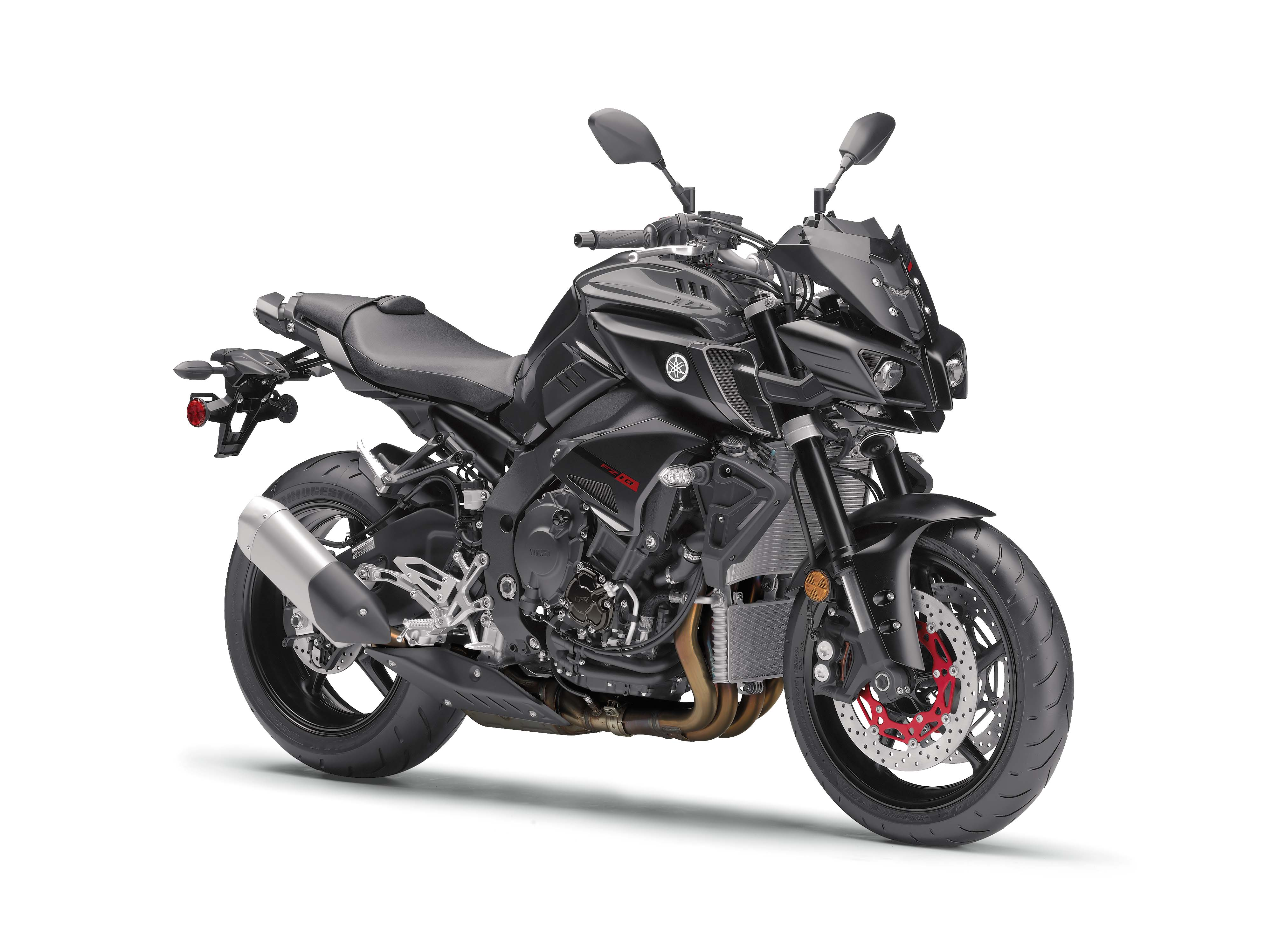 2017 Yamaha Fz 10 Officially Coming To The Usa In June