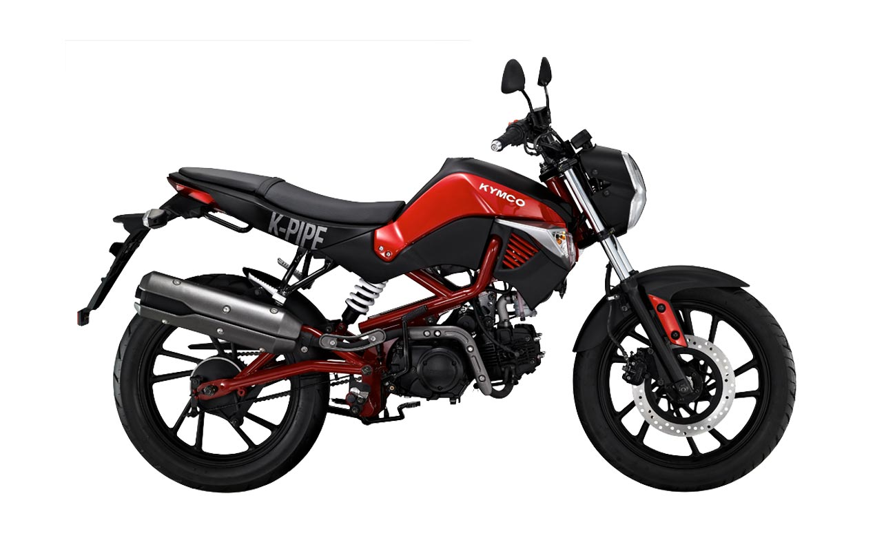 Motorcycle Safety Gear >> Recall: Kymco K-Pipe 125