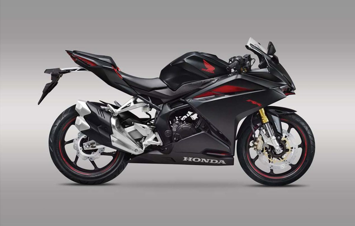 First Images of the 2017 Honda CBR250RR