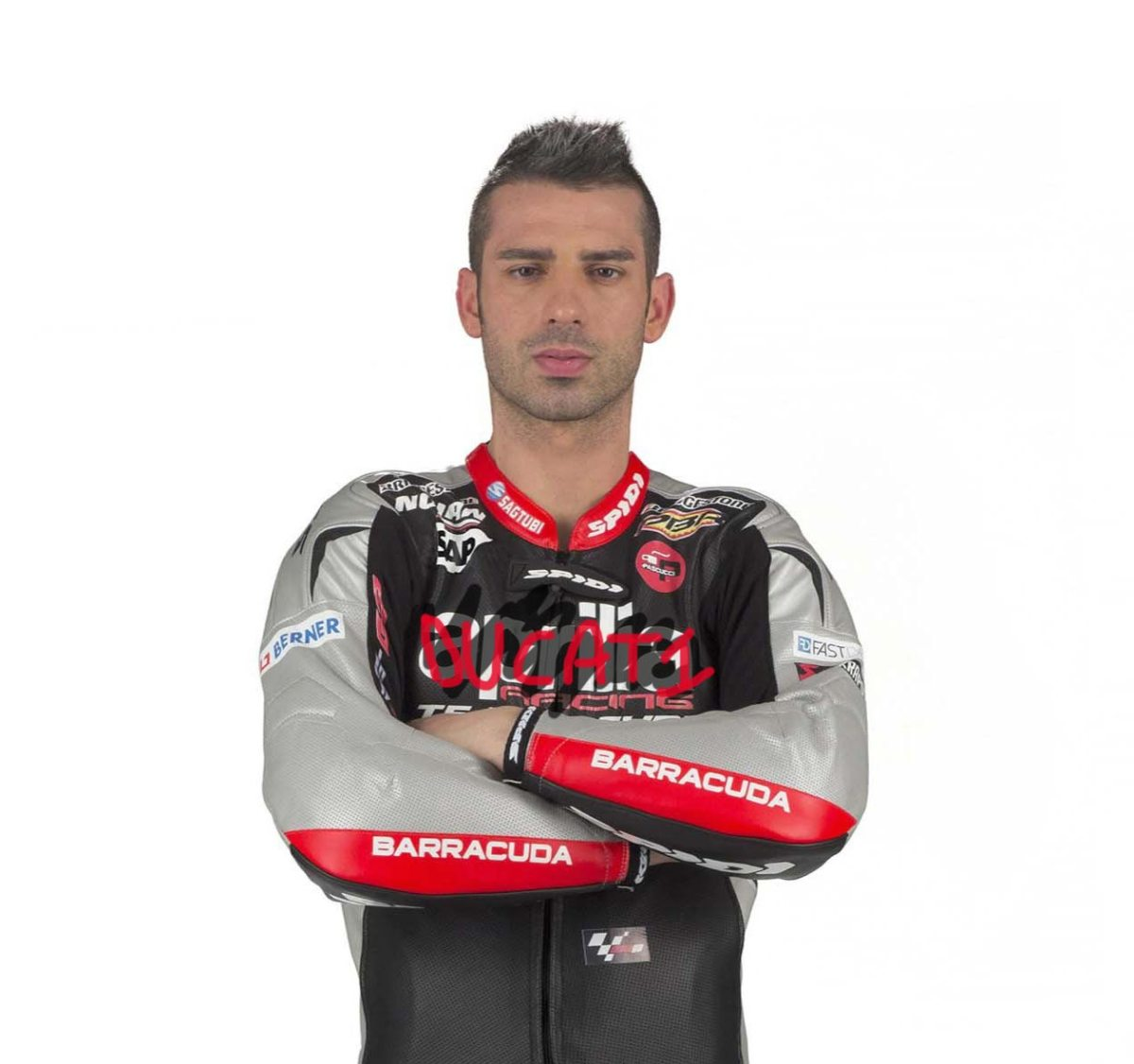 Confirmed: Marco Melandri Will Race with Ducati in WSBK