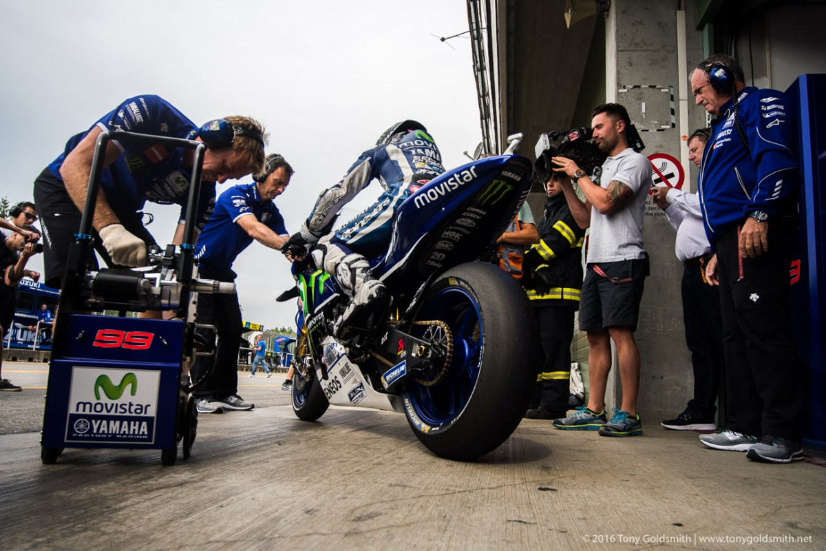 Safe or Unsafe? Riders & Michelin Talk Tires at Brno