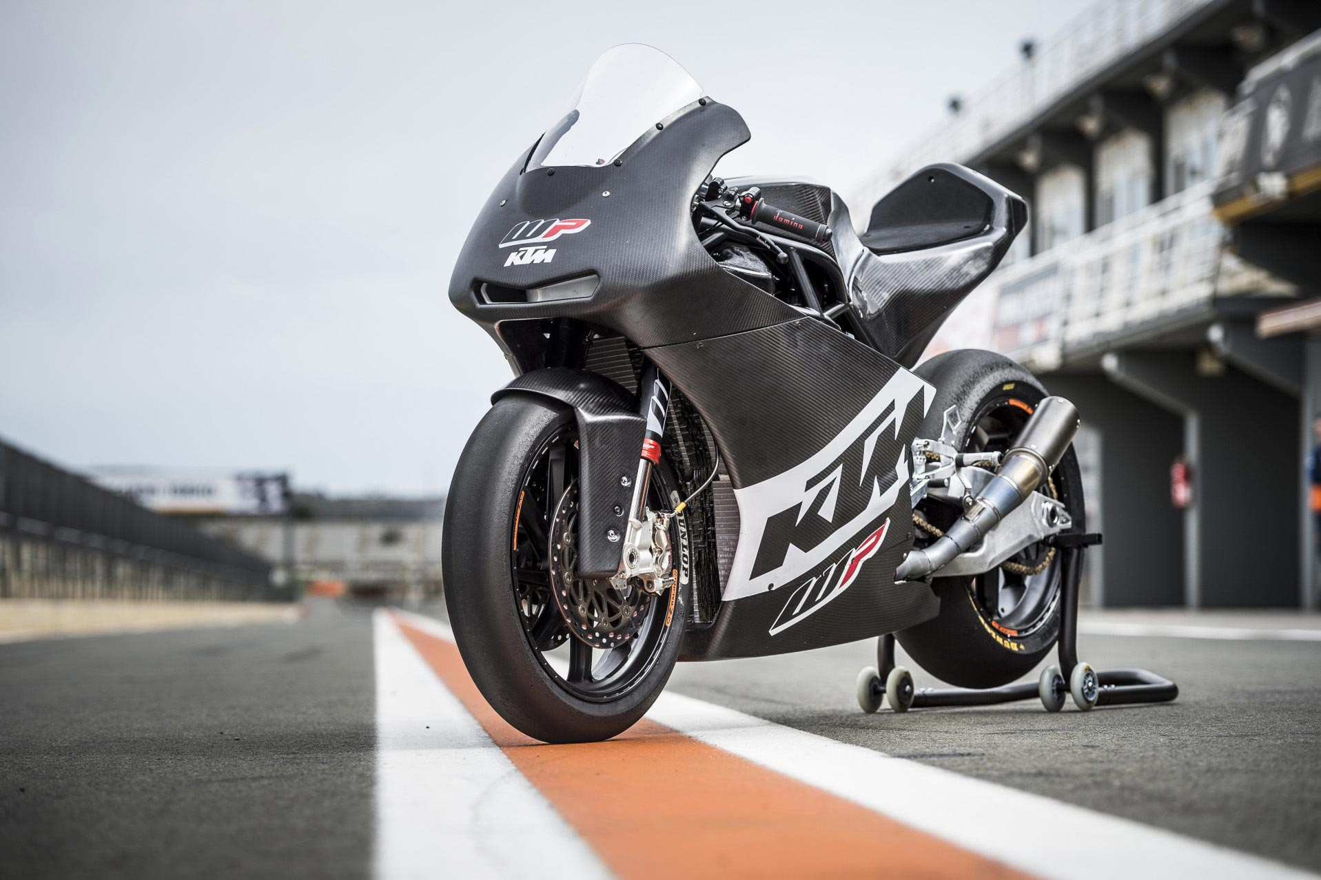 KTM Will Race in Moto2 Starting in 2017 Race Bike Photos