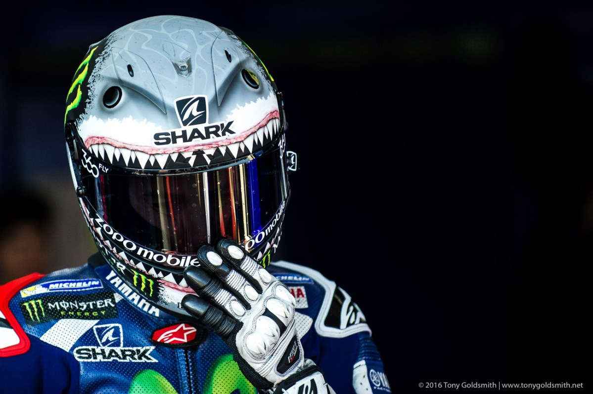 Aragon MotoGP Photos - Saturday by Tony Goldsmith
