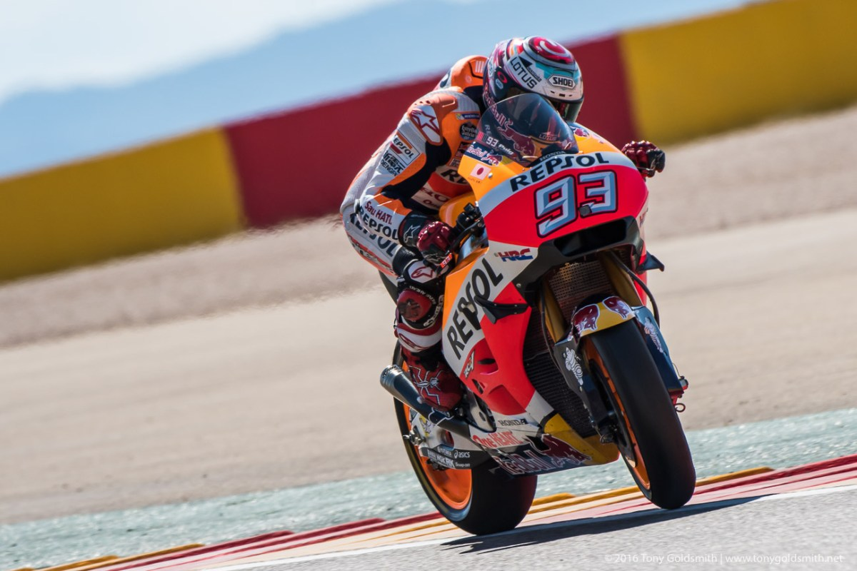 MotoGP Qualifying Results from Aragon