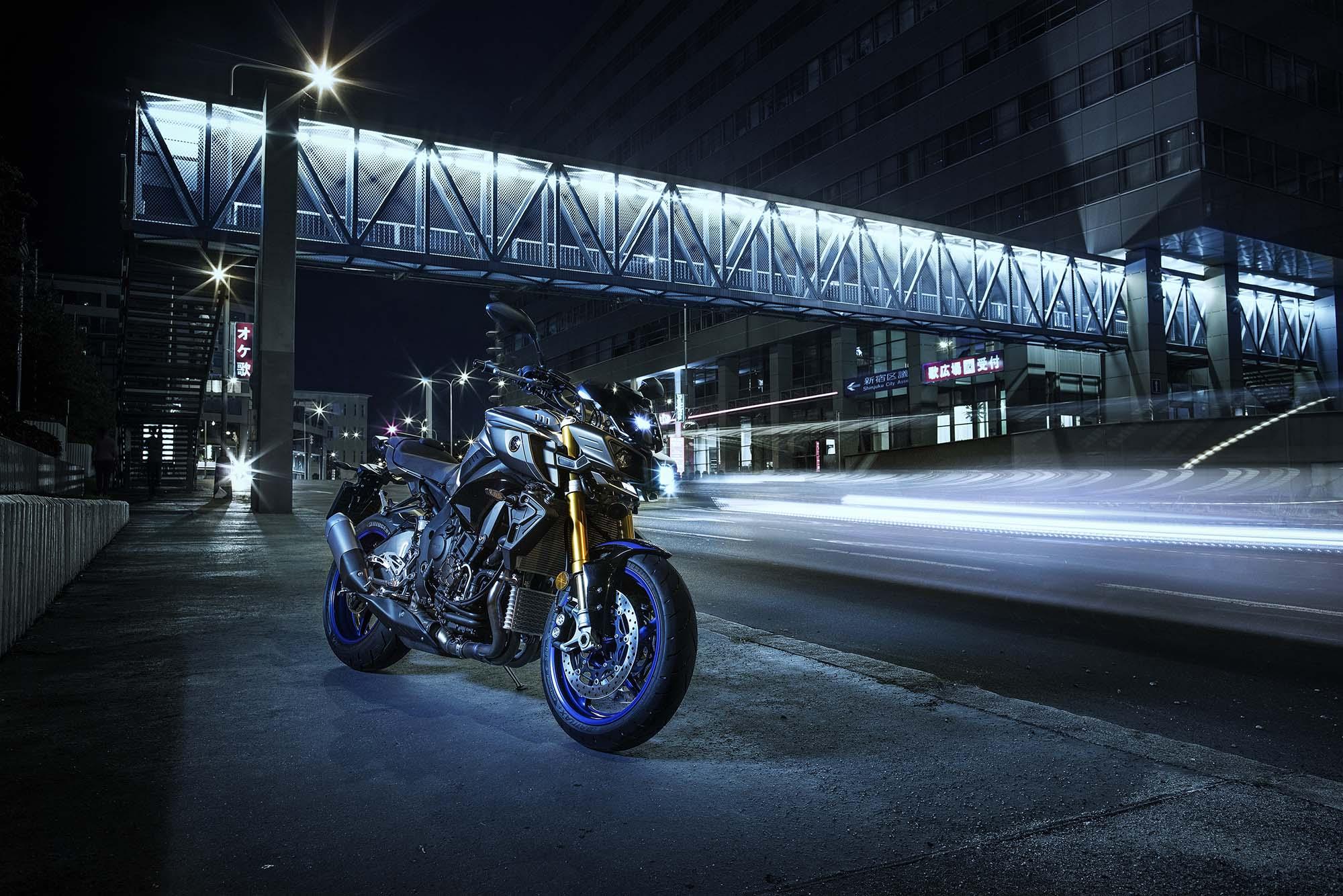 2017 Yamaha Mt 10 Sp Putting The Europeans On Notice
