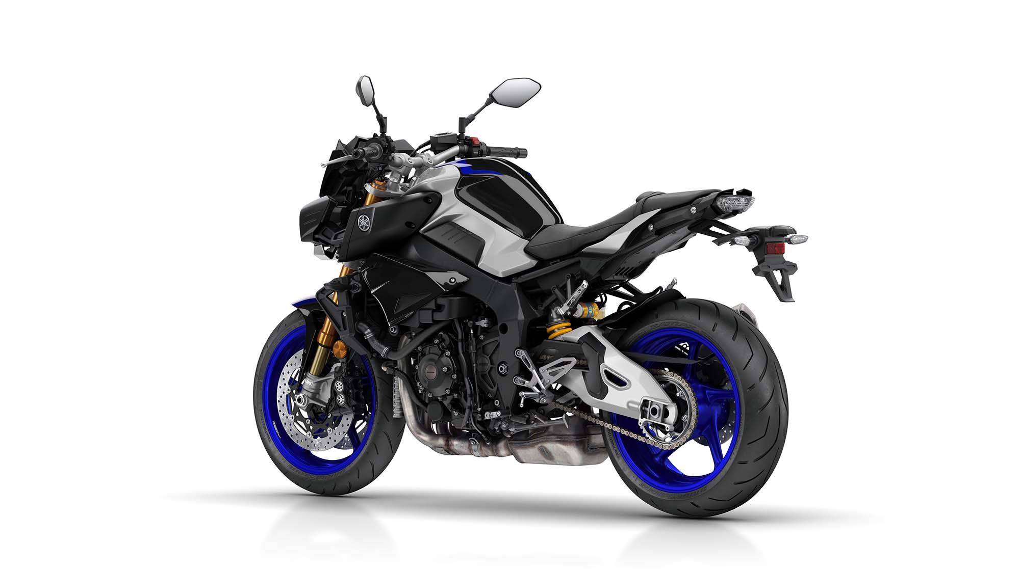 2017 Yamaha MT-10 SP -...