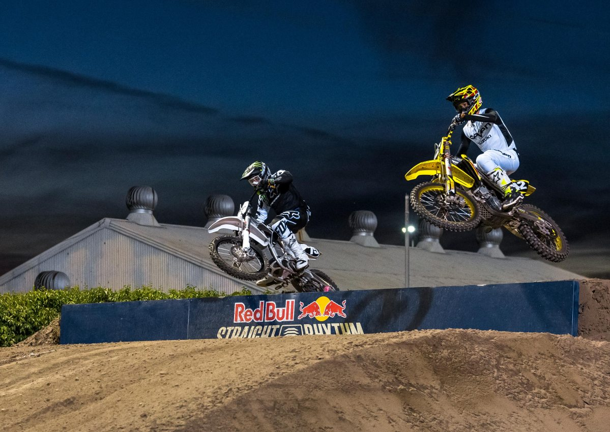 Alta Motors Beats Gas Bikes at Red Bull Straight Rhythm