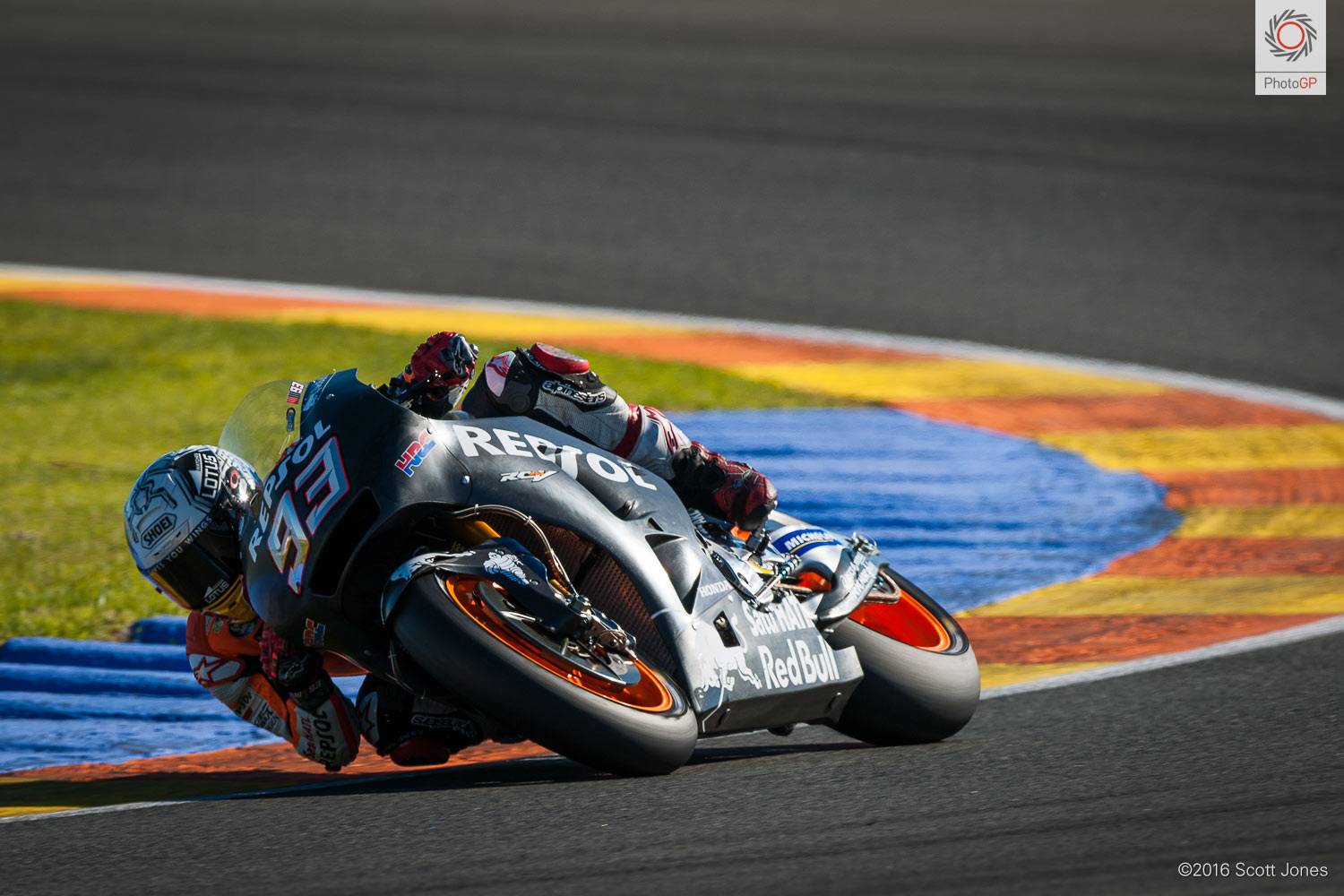 [GP] Tests Valence 2016-Valencia-Test-Marc-Marquez-track