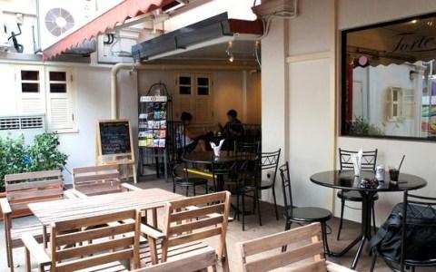 Bark Cafe Opening Hours