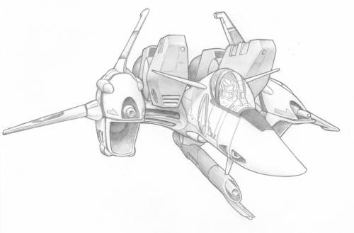 VF-4 (pencil)
