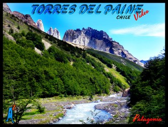 patagonia torres del paine video cover photo