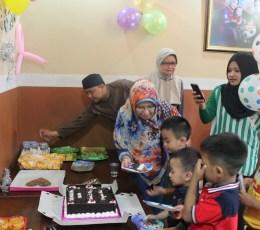 Ulang Tahun Kedua Muhammad Kiran Bitara Tadda
