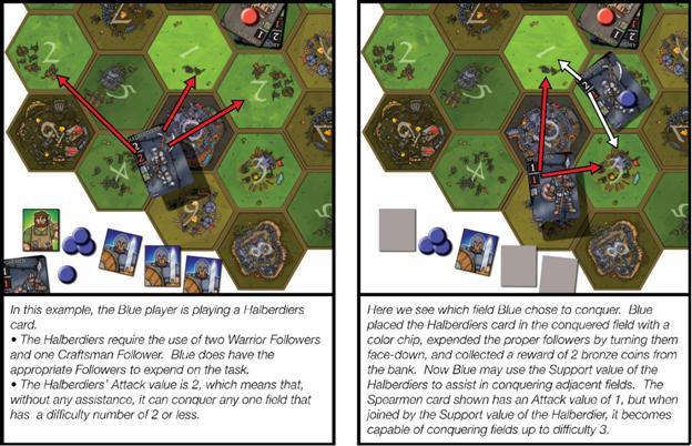 Assa Games Conquest of the Fallen Lands